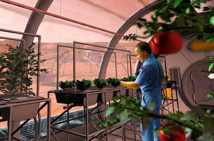 Terra Mars Project