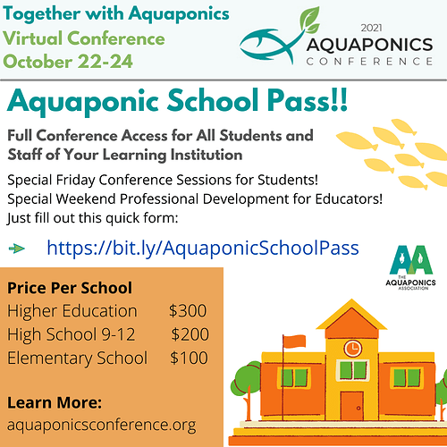School Pass 2021 Aquaponics Conference (1)